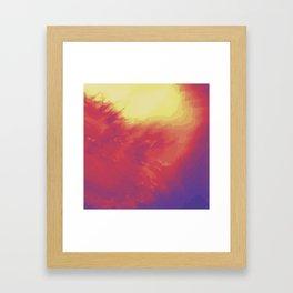 Psychedelica Chroma IV Framed Art Print