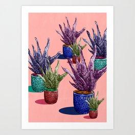 Watermelonandrea Art Print