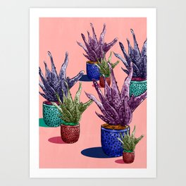 Watermelonandrea Art Print