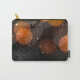Raindrops and bokeh art Carry-All Pouch