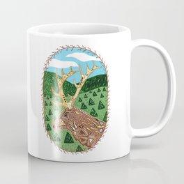 Spirit Elk Coffee Mug