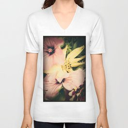 Flower bouquet... Unisex V-Neck