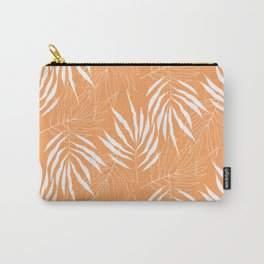 Ash Tree Leave Scandinavian Pattern Carry-All Pouch