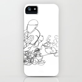 One-Liner iPhone Case