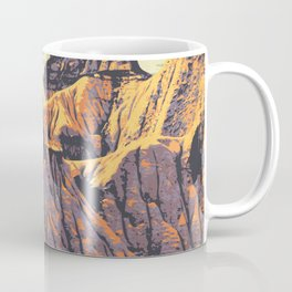 Dinosaur Provincial Park Coffee Mug