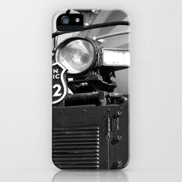 Union Pacific Big Boy Detail iPhone Case