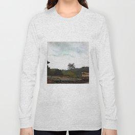 Airbrush Long Sleeve T-shirt