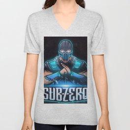 Sub Zero Unisex V-Neck