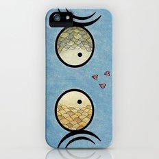 Fish iPhone (5, 5s) Slim Case