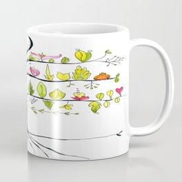 Árbol de primavera Coffee Mug