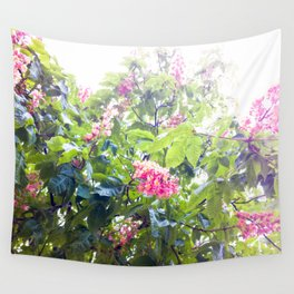 Floral#1 Wall Tapestry