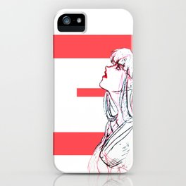 A Tragic Love iPhone Case