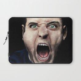 Anger Laptop Sleeve
