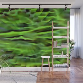 Dream of green future ... Wall Mural