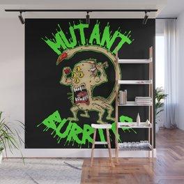 Mutant Burrito Wall Mural