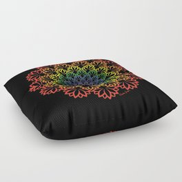 Namaste Lotus (Plain) Floor Pillow