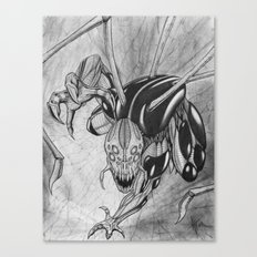 The Spider Man Canvas Print