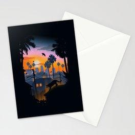 Suburban Jungle Stationery Cards