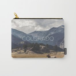 Colorado wild Carry-All Pouch
