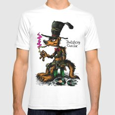 Taboose poster Mens Fitted Tee White MEDIUM