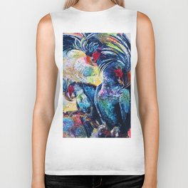 Party party party Biker Tank