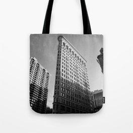 NYC Flatiron Building Tote Bag