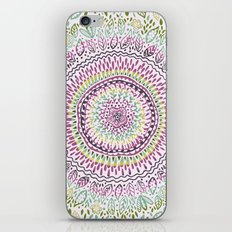 Intricate Spring iPhone & iPod Skin