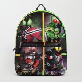 Kamen Rider Heisei Era Main Riders 20th Anniversary Backpack