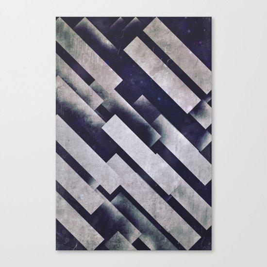 sydeshww Canvas Print