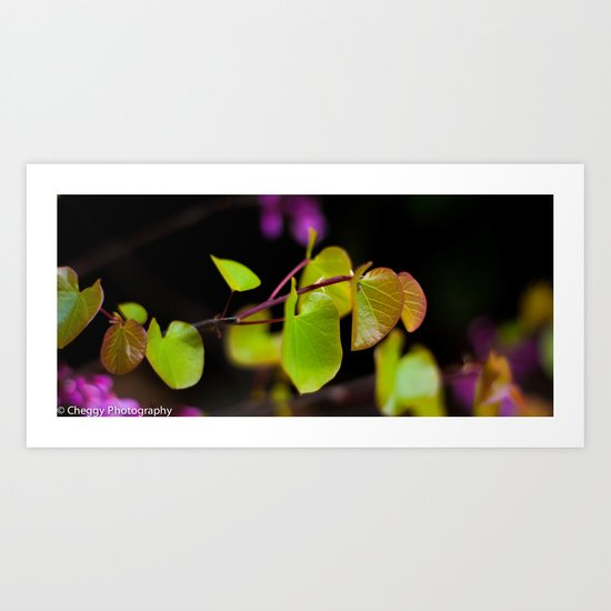 Plant moment. 2 Art Print