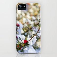 Sweet winter Slim Case iPhone (5, 5s)