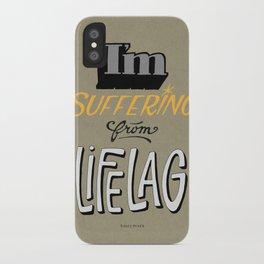 lifelag iPhone Case