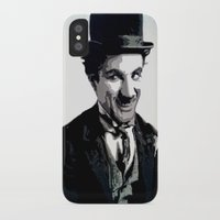 charlie iPhone & iPod Cases featuring Charlie by AUSKMe2Paint