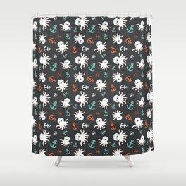 Octonautical Shower Curtain