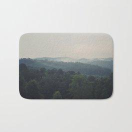 The Great Smoky Mountains Bath Mat