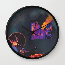 Calling the Universe Wall Clock