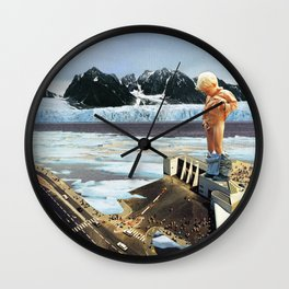watch your child Wall Clock