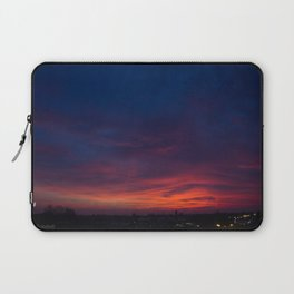 Fire Sky Laptop Sleeve