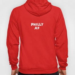 Philly AF (Red) Hoody