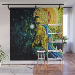 Synchronicity Wall Mural