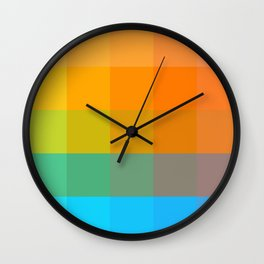 Discovery LP Wall Clock