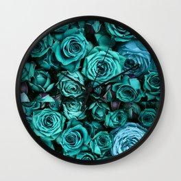 Le Vie En Rose Wall Clock