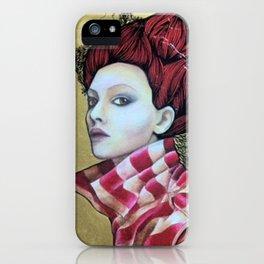 diva iPhone Case