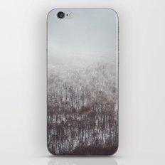 The seasons change iPhone & iPod Skin