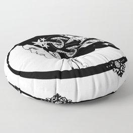 Pirate Nereid Floor Pillow