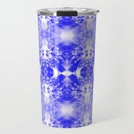Dandelions Boldblue Travel Mug
