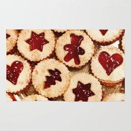 Christmas Cookies Pattern! Rug