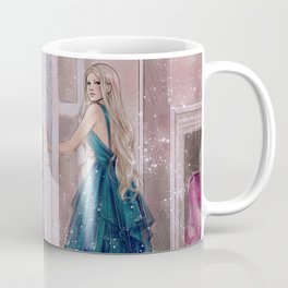 Chloé - Blue Coffee Mug