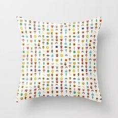 Kawaii Throw Pillow