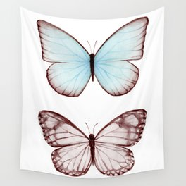 Butterfly Collection II Wall Tapestry